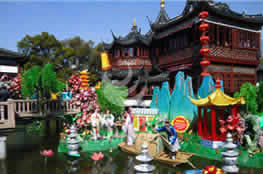 One Day Shanghai tour from Hangzhou By High Speed Train