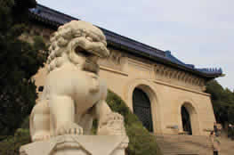 One Day Nanjing Highlights Tour from Hangzhou By Train