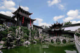 Hangzhou Day Tour: Ancient Hangzhou Arts & Architecture Tour