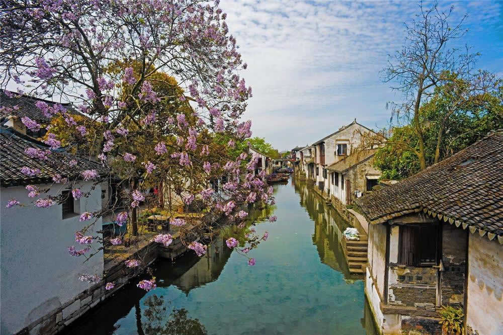 Zhouzhuang Water Town Day Tour From Hangzhou By High-Speed Train
