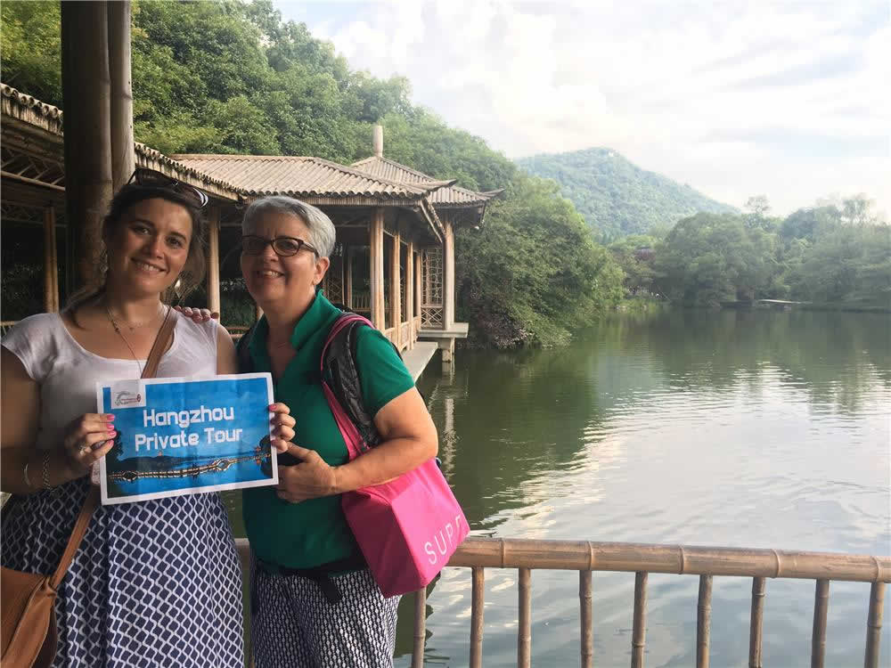 Hangzhou Day Tour with Impression WestLake Show from Shanghai by Bullet Train