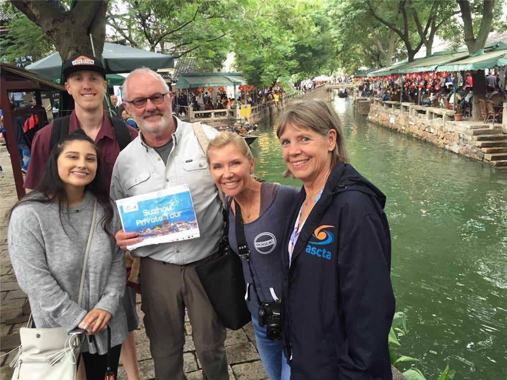 Hangzhou to Wuzhen Water Town Discovery Day Tour with Private Boat Ride