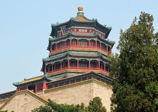 China Summer Palace A Beautiful Palace In Beijing Top Sightseeing Places In China